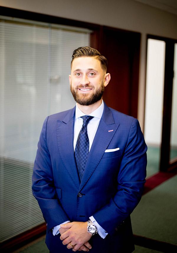 Photo of Attorney Robert A. Ciotola II